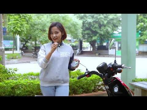 Xe tay ga 50cc Today không cần bằng lái 16+ ► Giành cho Học sinh 2018