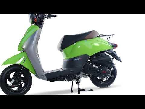 Xe ga 50cc Today ► Video 360 độ vs Màu Xe