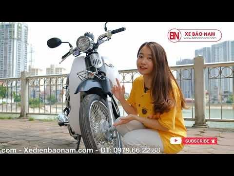 Đánh Giá Xe Cub New 50cc 2020(Mới sản xuất) Không cần bằng lái | Tiết Kiệm Xăng