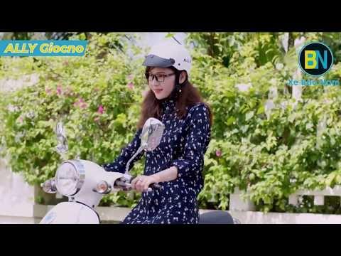 Xe ga 50cc Giorno Tem Nổi ► Nhỏ gọn tiện lợi học sinh 2019