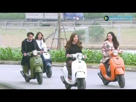 Xe ga 50cc Giorno Mono Phanh Đĩa ► Học sinh 15 tuổi chạy rất tốt
