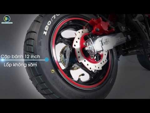 [Giới thiệu] Xe máy Ducati Monster 110