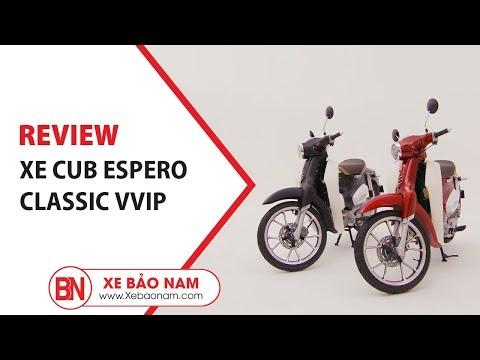 GIÁ 17.500.000đ - Xe Cub Espero Classic Vvip 2020