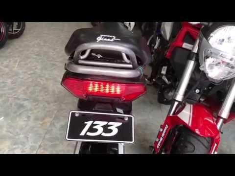 Đèn hậu xe máy điện M133ds chính hãng Giant nhập khẩu