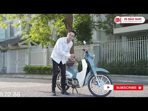 Review Xe Cub 50cc Classic Vvip | Xe Bảo Nam - Trả Góp 0% - Khuyến Mãi Nhiều