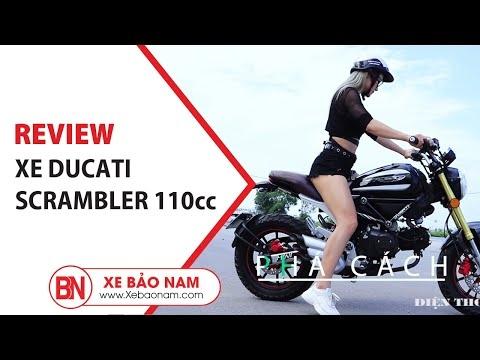 Xe Ducati Scrambler 110cc (Moto) giá tốt nhất 22.500.000đ