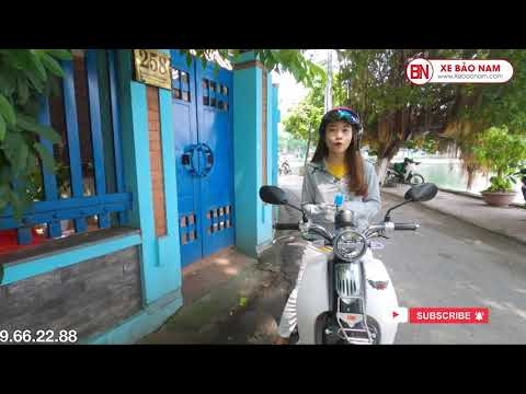 Xe Cub New 50cc 2020 (Xe Mới) Tiết kiệm Xăng | Trải Nghiệm 1 vòng Hà Nội | Không cần bằng lái Giá Rẻ