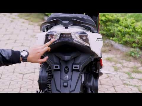 Xe ga 50cc S8 New City ► Đánh giá trải nghiệm lái thử tại Hà Nội (Hiếu Dani)