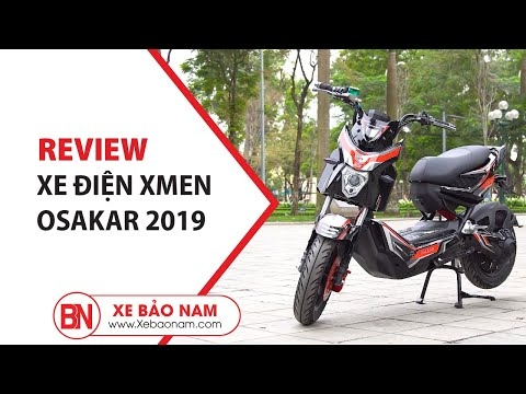 Review Xe Điện XMen Osakar 2019| Giá 14.000.000đ