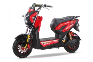 Xe máy điện Zoomer Espero 2016
