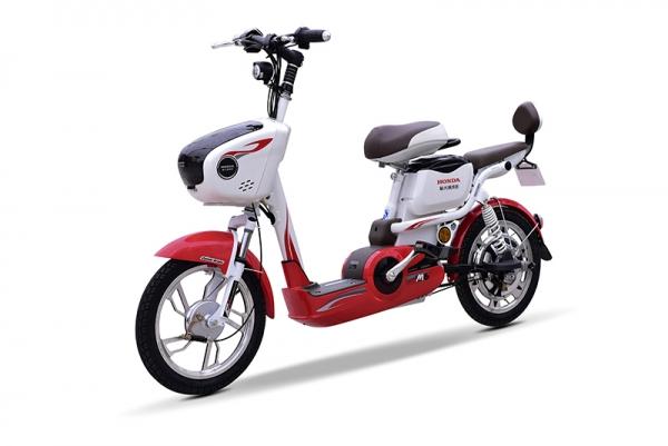 Xe đạp điện Honda M6 2017 - Hàng chính hãng