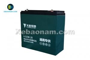 Ắc quy xe điện Tianneng 48V - 20Ah