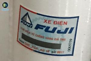 Tem chống hàng giả chính hãng Fuji
